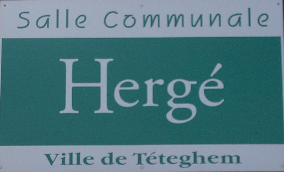 salle Hergé